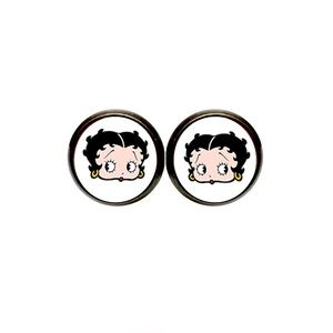 Betty Boop Earrings